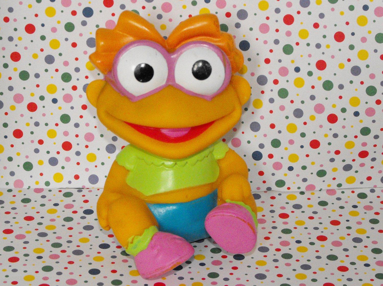 *2/14*SOLD~Jim Henson's Muppet Babies Baby Skeeter Plastic Figure