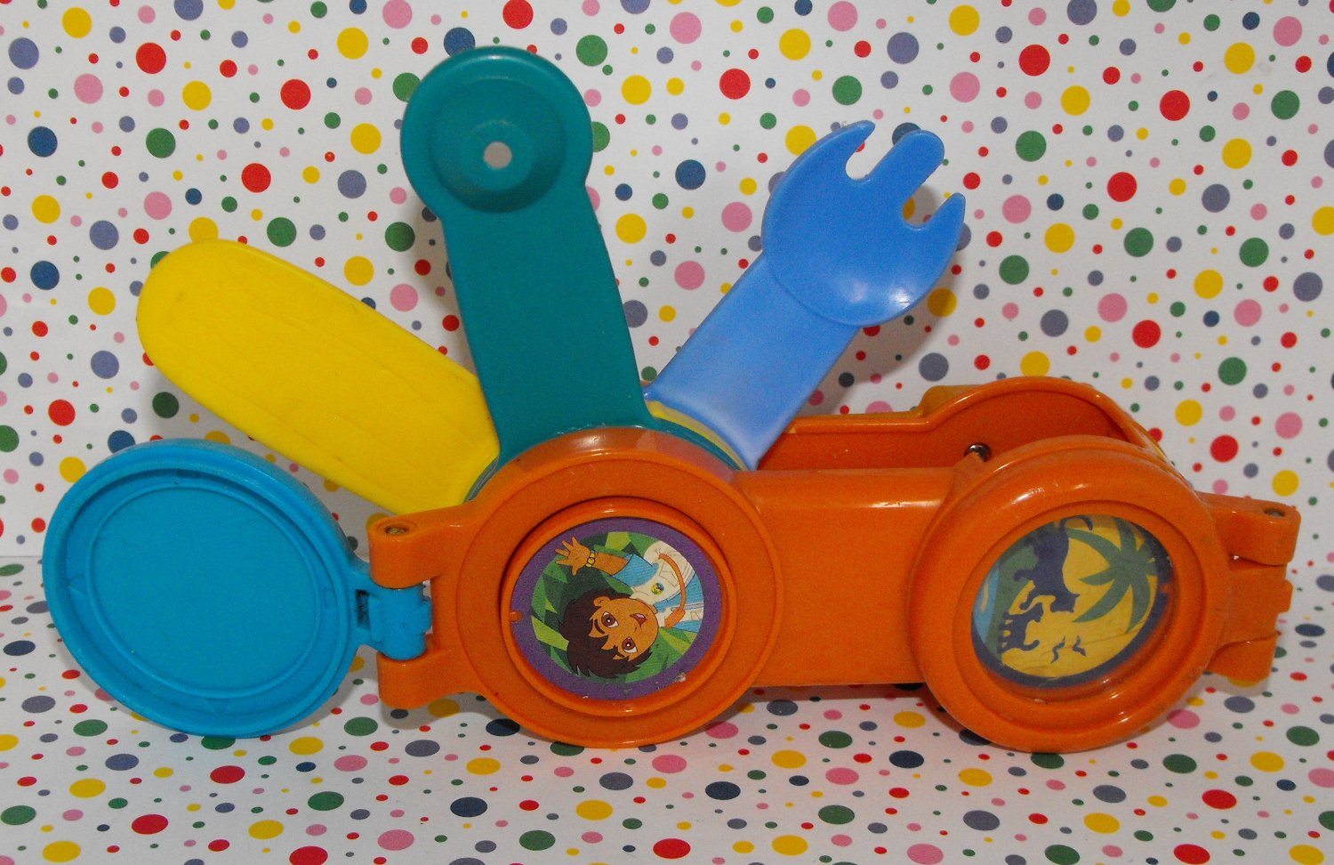 Fisher Price Go,Diego,Go Talking 5-in-1 Rescue Tool