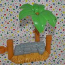 Fisher Price Little People Nativity Palm Tree Fence Part