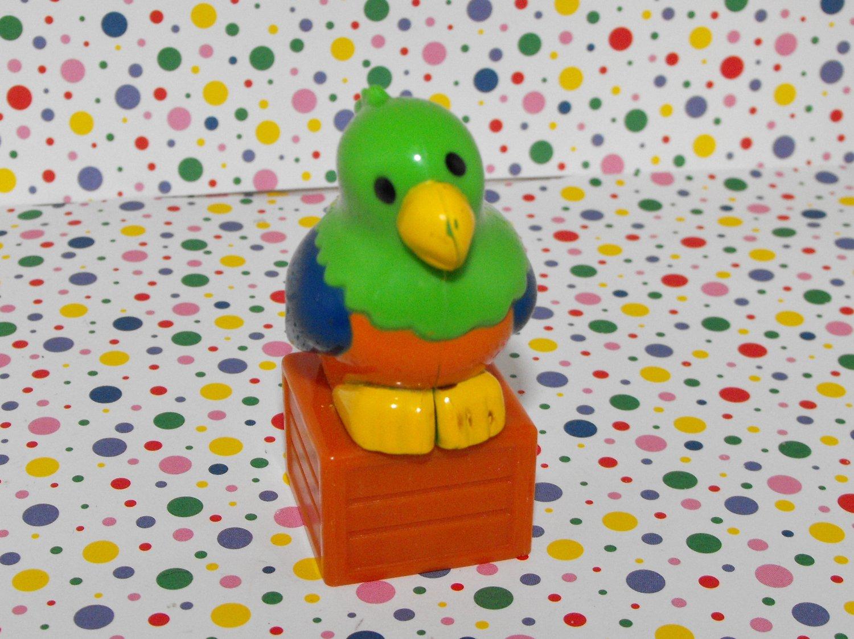 *SOLD~Awaiting Feedback~MegaBlocks Mega Bloks My Pirate Ship Bird Parrot Part