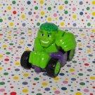 Spider-man & Friends Hulk Race Car Buddies Marvel Maisto 2003