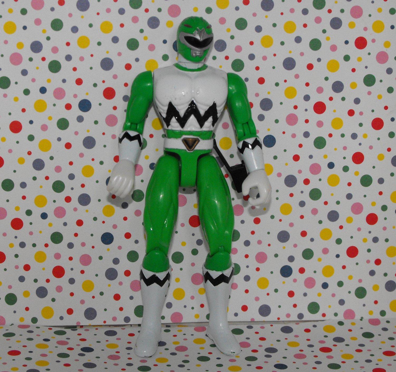 Power Rangers Lost Galaxy Talking Green Ranger