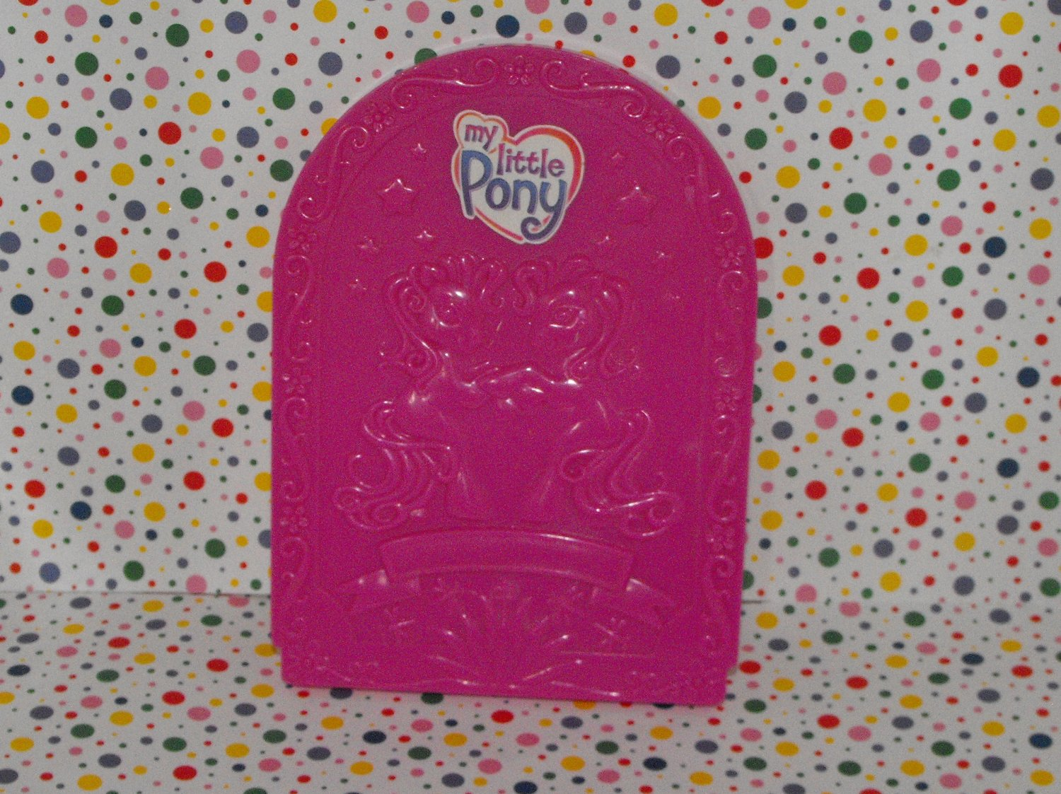 3*SOLD~My Little Pony Celebration Castle Door Part