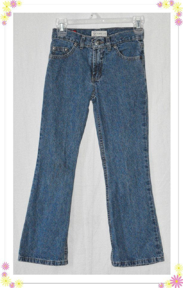 Girls Arizona Jeans Size 7 Slim