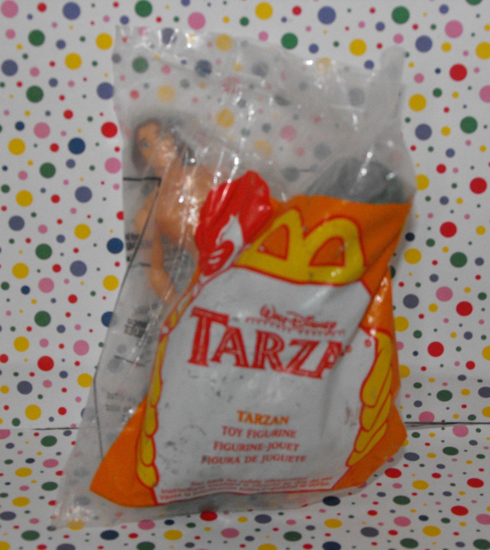 Disney Tarzan Figure McDonald's 1999 #1