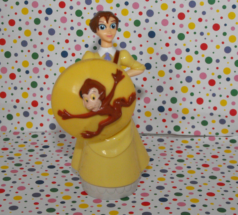 Disney Tarzan Jane Figure #3