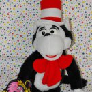 "Dr Seuss Cat in the Hat Talking plush doll 19"" 1997 Mattel"