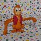 Burger King Aladdin Figurine Abu Wind Up Toy