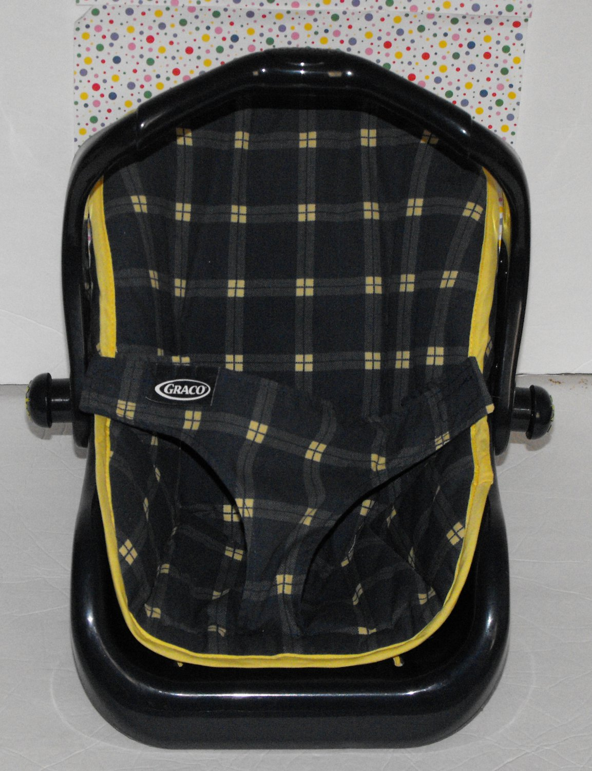 1 12 Sold Graco Tollytots Baby Doll Carrier Stroller Seat
