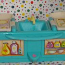 My Little Pony Celebration Castle Kitchen Stove Oven Sink Part