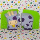 Leapfrog Fridge Phonics Farm Animals Cow Part