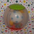 Fisher Price Roll-a-Rounds Swirlin' Surprise Gumballs Wrapped Candy Ball Part