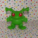 Neopets Green Grundo Burger King Premium Toy Figure