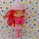 McDonald's Happy Meal Toys Strawberry Shortcake 2007 Figures