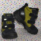 Toddler Boys ECCO Boots Shoes Size US 9, UK 8, EU 26 Navy Blue Gore-Tex