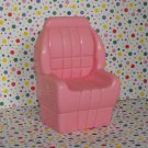 "Barbie ""Generation Girl: Tori My Room"" Pink Stuffed Chair"