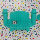 Fisher Price Little People Lil' Sidewalk Rider Bench Part