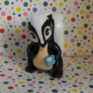 "Disney Bambi Skunk ""Flower"" Figure"