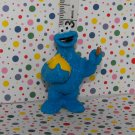 Sesame Street Cookie Monster PVC Figure