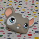 Littlest Pet Shop #473 Pet Nook Grey Mouse