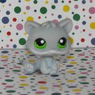 Littlest Pet Shop #88 Gray Kitty Kitten~Pet Pairs