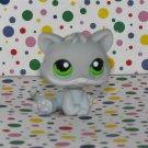 Littlest Pet Shop #88 Gray Kitty Kitten~Pet Pairs