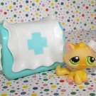 Littlest Pet Shop Portable Pets Kitty Cat~Injured Kitty