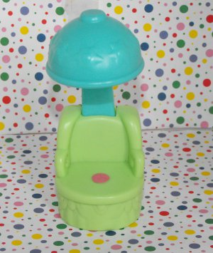 9*SOLD~Littlest Pet Shop Luxury Salon Hair Dryer Part