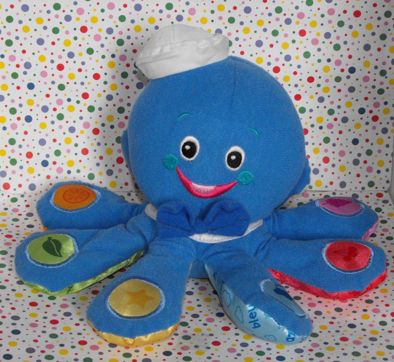 12 Sold Baby Einstein Baby Neptune Octoplush Learning Toy
