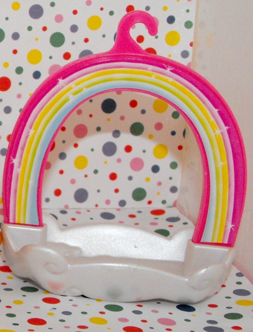 Care Bears Care-a-Lot Playset Cloud Rainbow Swing Part