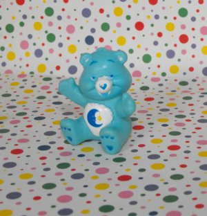 Bedtime Bear Care Bear Mini Figurine