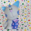 Blues Clues Blue's House Bedtime Periwinkle Figure
