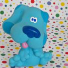 Blues Clues Blue's House Sittin' Pretty Blue Figure
