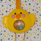 Fisher Price Linkadoos Barnyard Friends Music & Motion Gym Toy Bar Chick Part