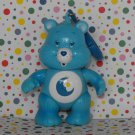 Bedtime Bear Care Bear Poseable Clip-On Keychain Figurine