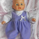2008 Gi-Gi-Oh Toys Baby Doll with Carrier