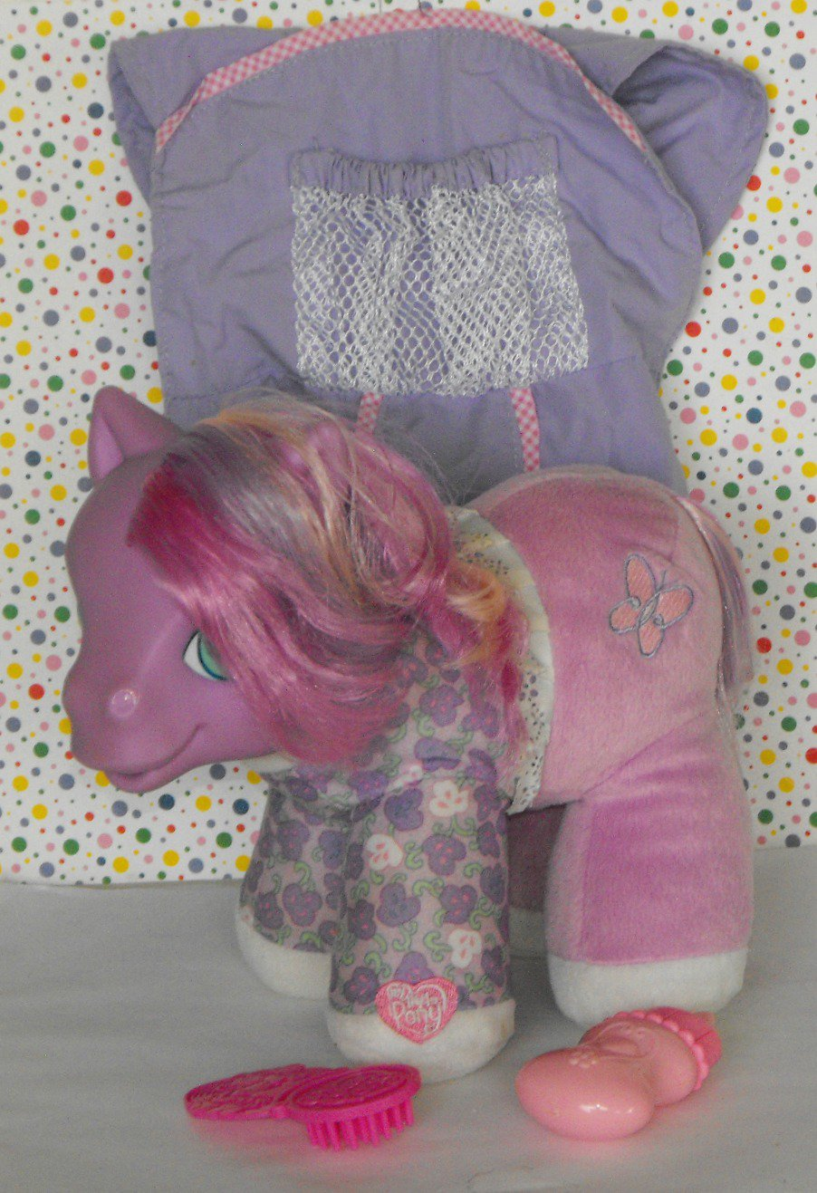 My Little Pony Baby Alive Talking 2003 Hasbro