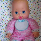 Vintage Hasbro Choosy Baby All Gone Doll