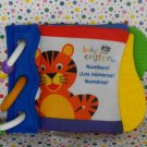 Baby Einstein Numbers Book Teether