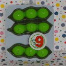 Leapfrog Pretend and Learn Shopping Cart 9 Peas Beans Replacement Part
