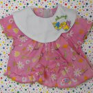 Zapf Creations Baby Born Doll Clothes Dress Shirt Top