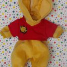 Lauer Water Babies Doll Clothes~Winnie the Pooh Sleeper Costume