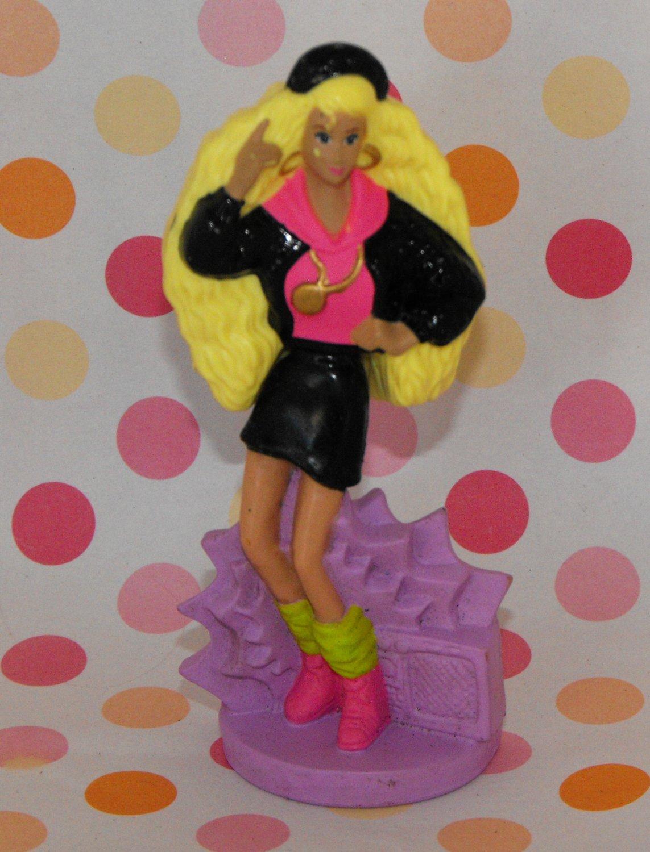 McDonalds 1992 Rappin' Rockin' Barbie Doll
