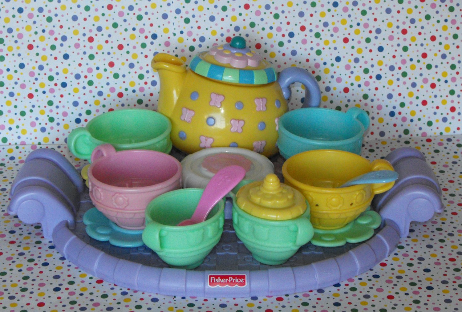 Fisher Price Little Teapot Musical Teaset