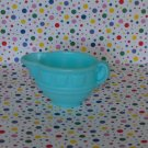 Fisher Price Little Teapot Musical Teaset Blue Creamer Part