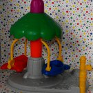 Fisher-Price Little People Surprise Sounds Fun Park Fair Airplane Ride Part