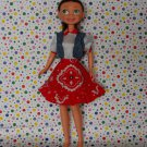 Disney's Toy Story and Beyond Square Dance Jessie Doll