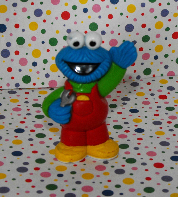 Sesame Street Cookie Monster Mechanic