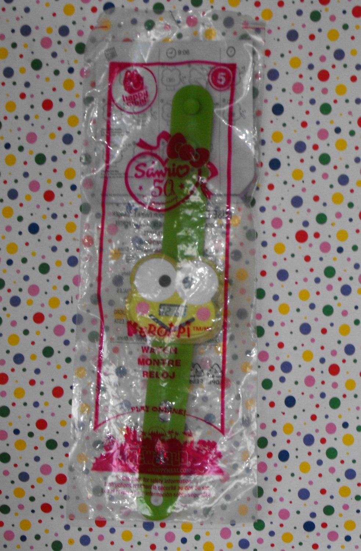 McDonald's Keroppi Sanrio 50th Anniversary Hello Kitty ...
