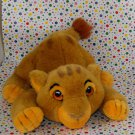 Disney Store Lion King Baby Stuffed Plush